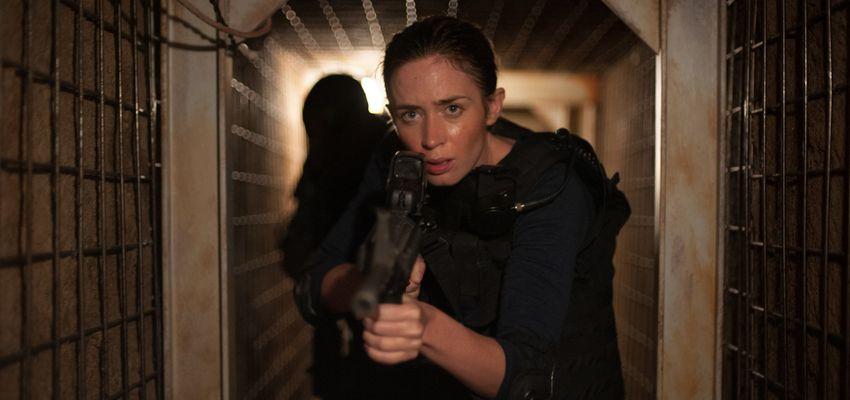 Emily Blunt niet gecast in Soldado (Sicario 2).