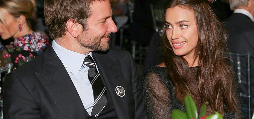 Irina Shayk en Bradley Cooper verwachten eerste kindje