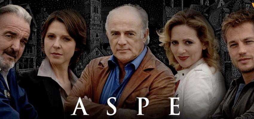 Filmopnames voor tweede Aspe-theaterstuk in Brasschaat