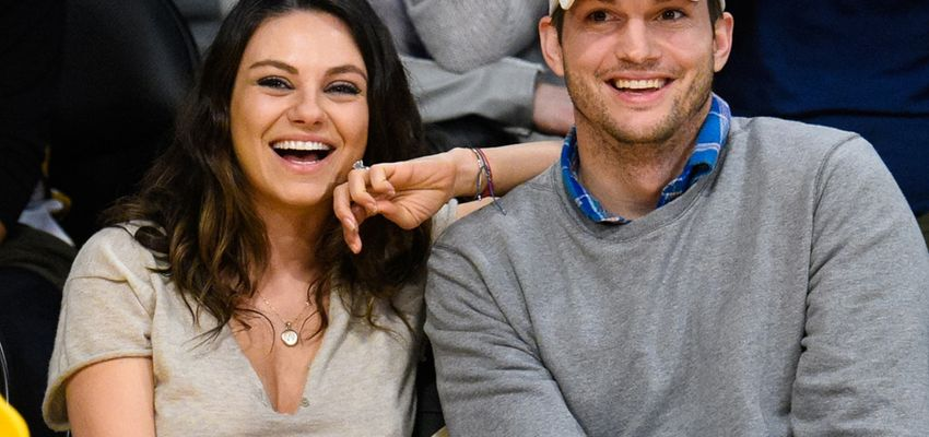 Zoontje Mila Kunis en Ashton Kutcher geboren