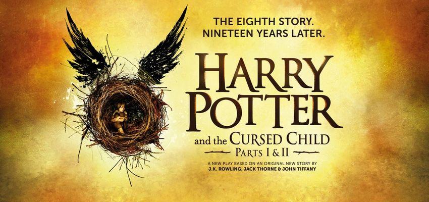 Harry Potter-toneelstuk naar Broadway in 2018