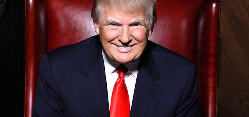 Donald Trump blijft executive producer van