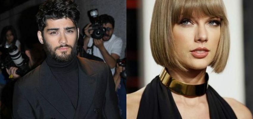 Taylor Swift en Zayn Malik tekenen voor soundtrack Fifty Shades Darker