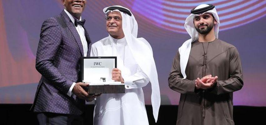 Oeuvreprijs voor Samuel L. Jackson op filmfestival Dubai