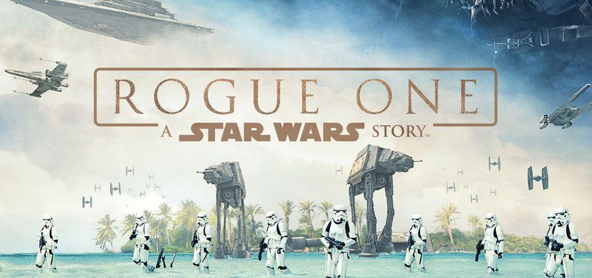 Rogue One : Opnieuw genieten van het teerbeminde Star Wars universum