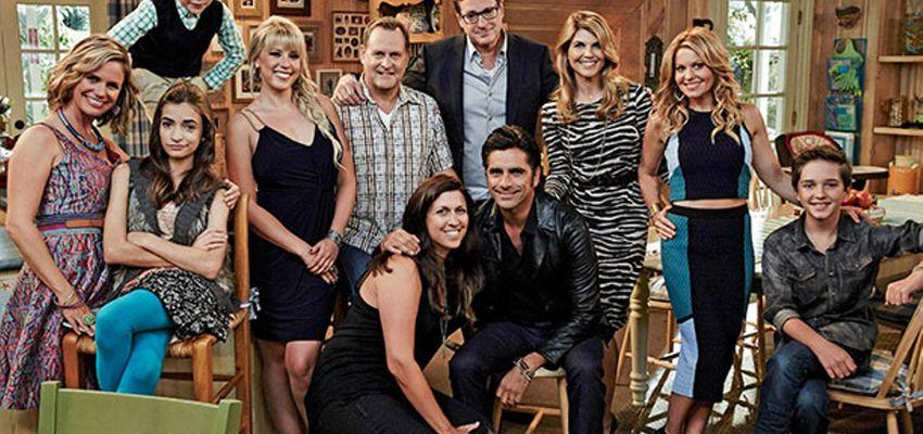 Netflix werkt aan derde seizoen van Fuller House