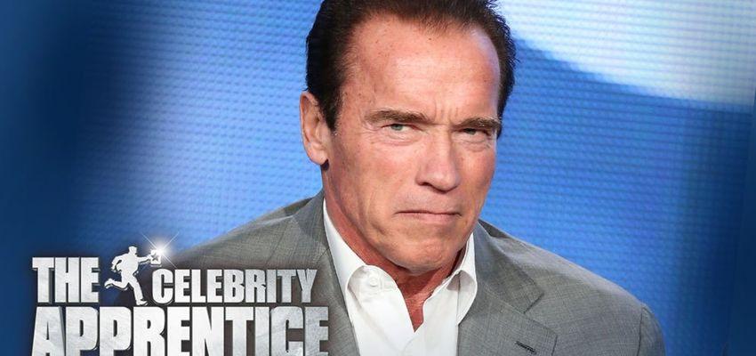 Arnold Schwarzenegger volgt Donald Trump op in