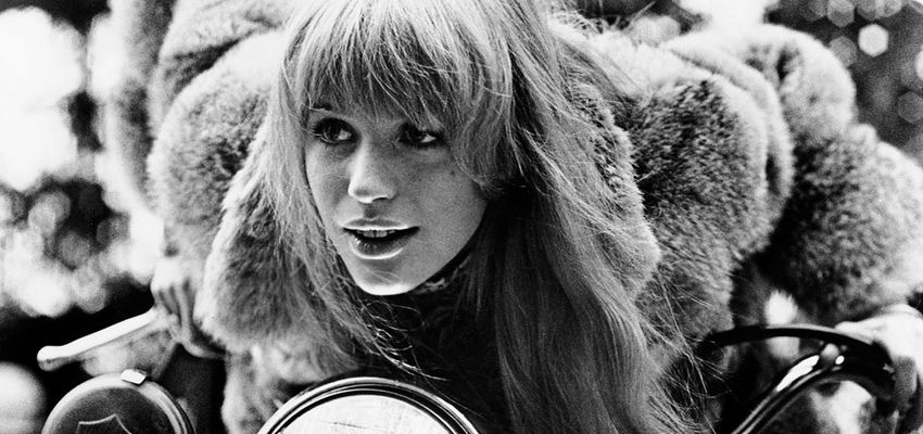 Anita Pallenberg, sixties-icoon en ex van Keith Richards, overleden